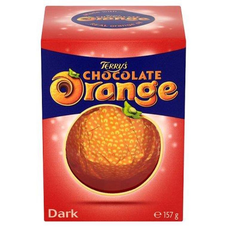 Terry's Dark Chocolate Orange 157g