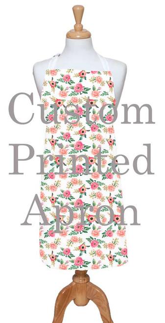 custom printing Aprons, Made in Australia