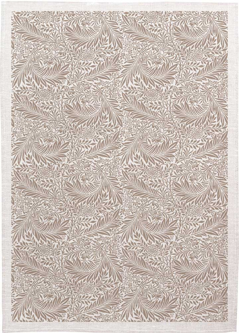 William Morris Tea Towel WM04 beige