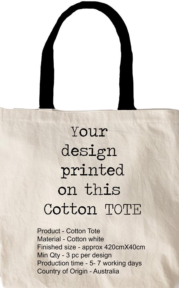 Custom Printing Totes Australia | Custom Textile Printing Australia