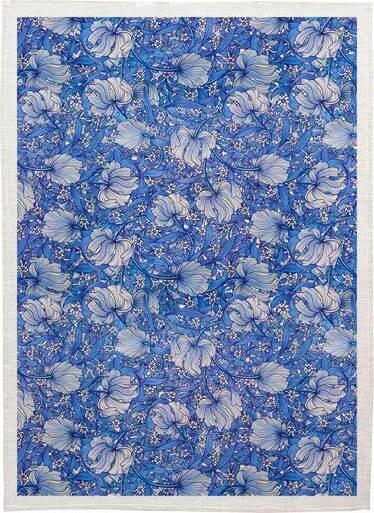Print William Morris Designs on Tea Towels, Totes, Napkins, Cushion Covers