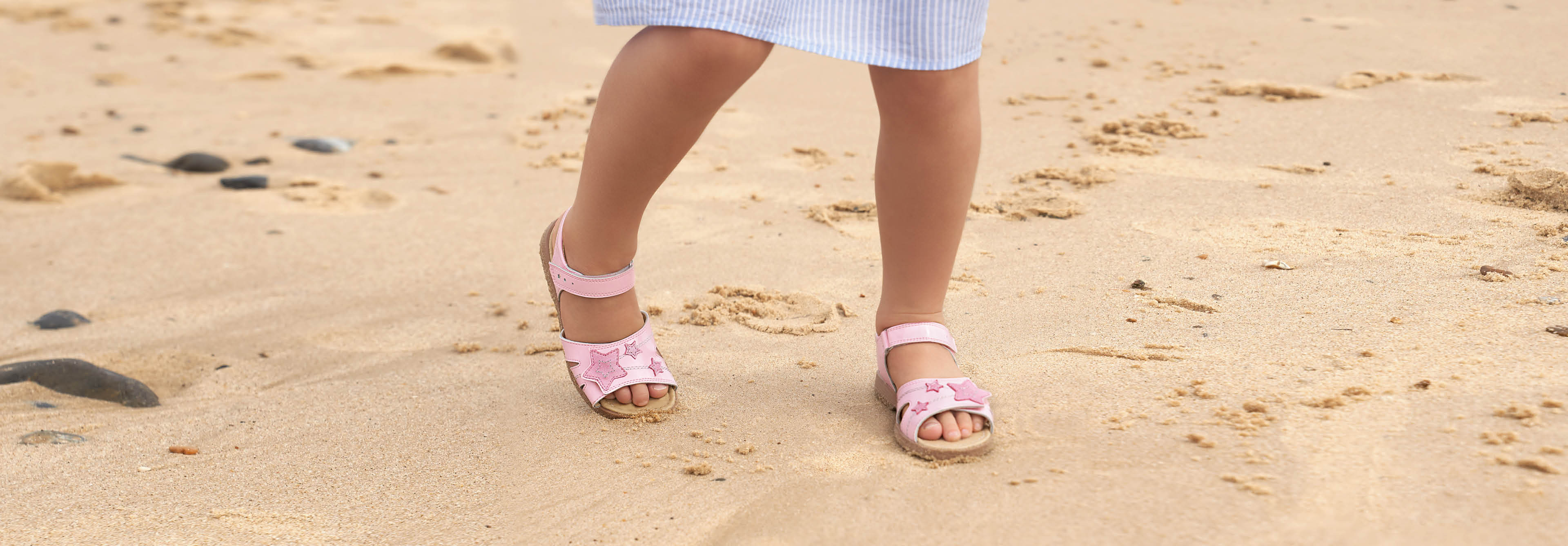50% off* sandals & canvas