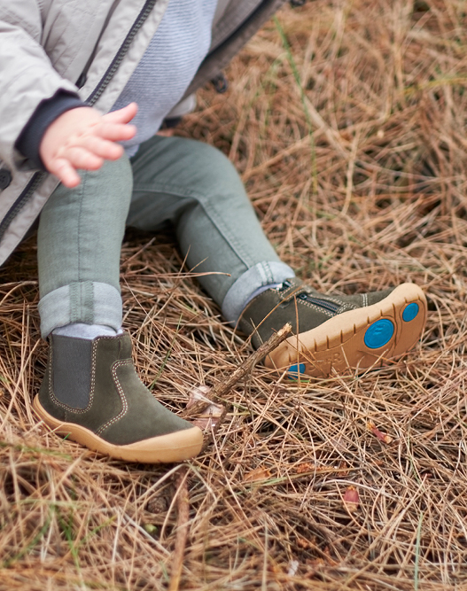 Toddler in Start-Rite Boots