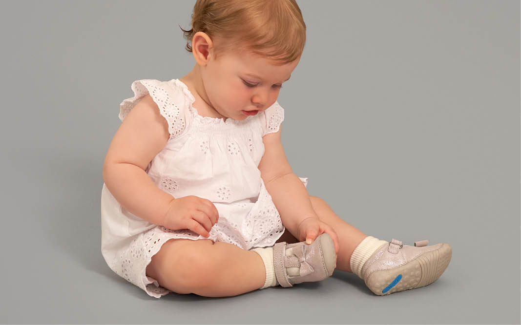 Keeping your child's feet healthy