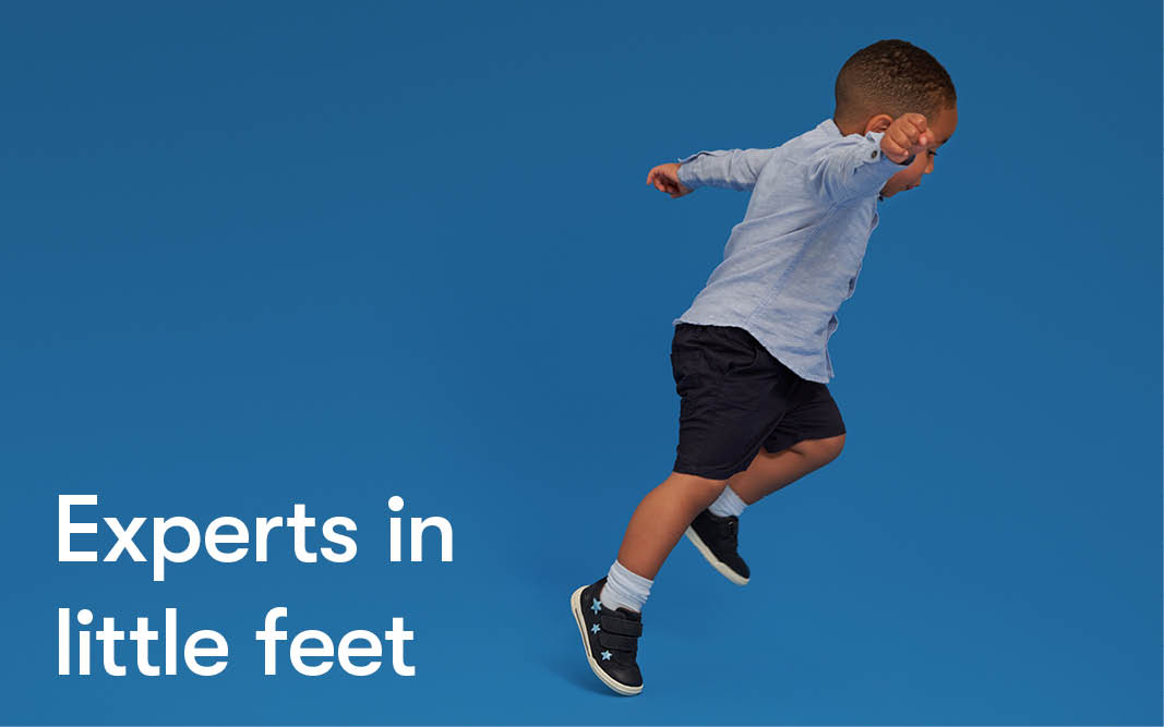 Advise kids shoes - why is fitted footwear so important?