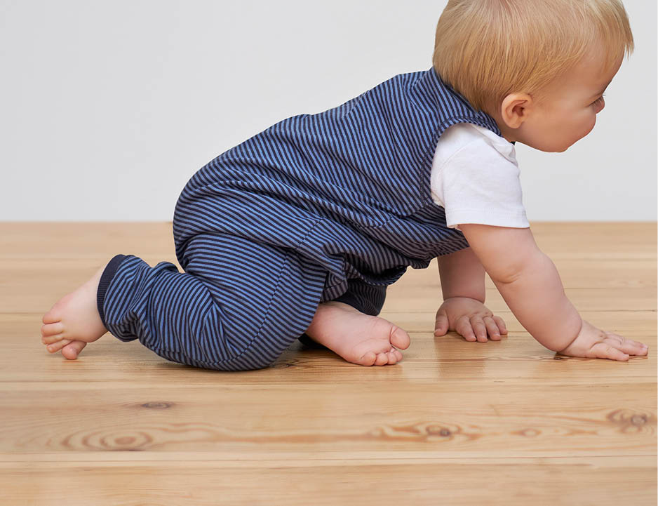 Tips for looking after your child's feet