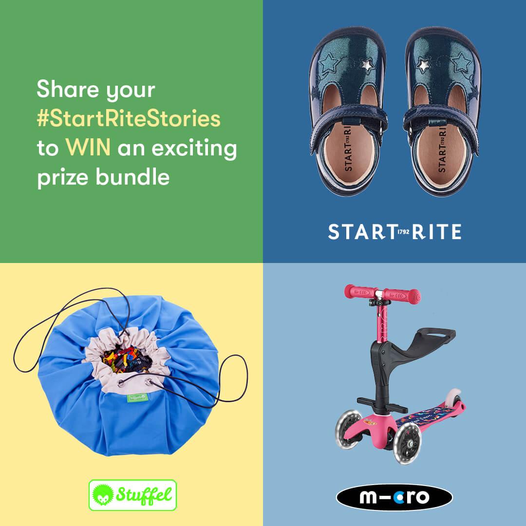 Win a prize bundle