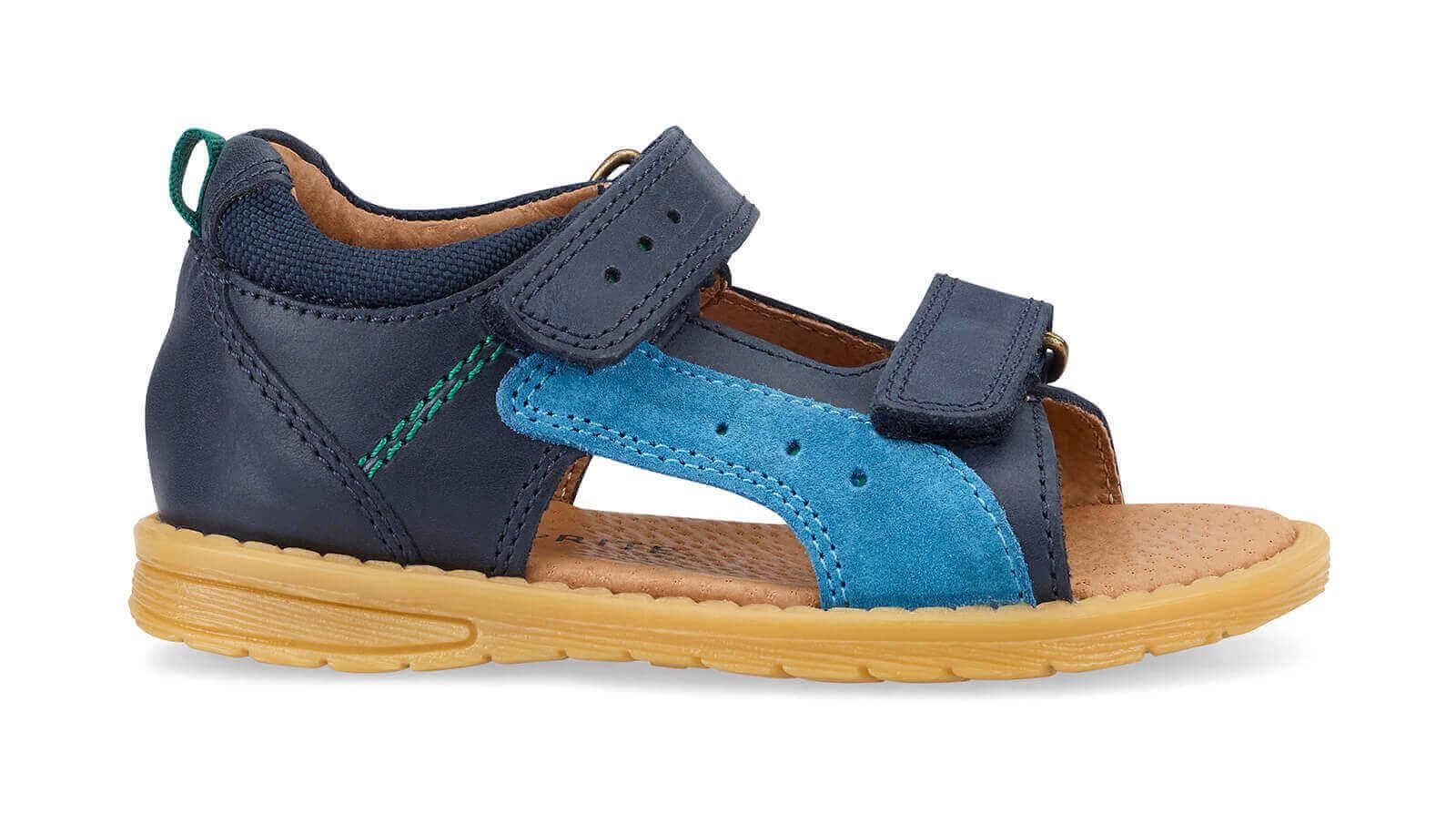 Breeze blue sandals