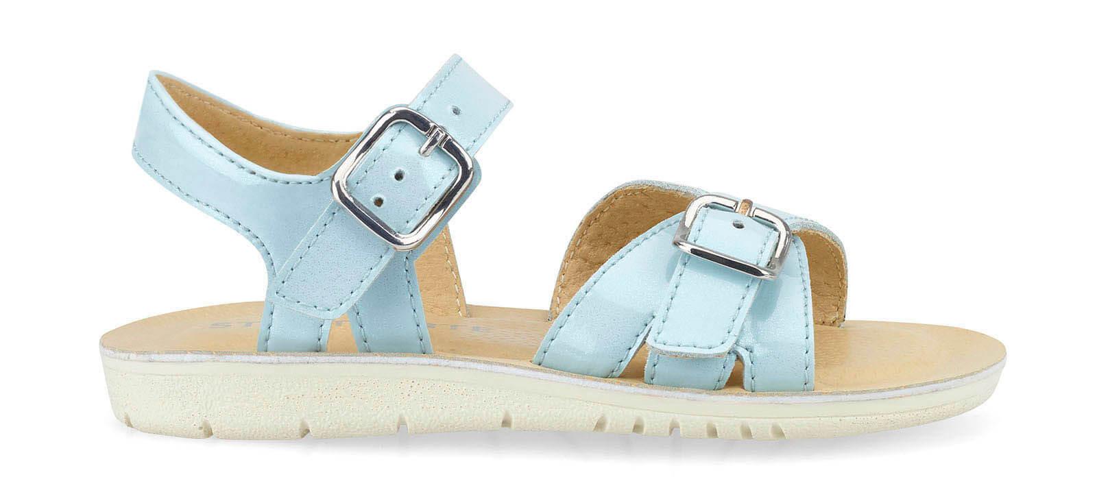 Enchant blue sandals