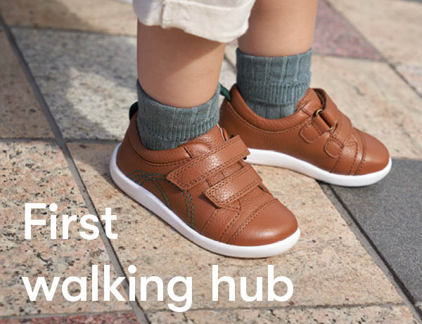 First Walking Hub