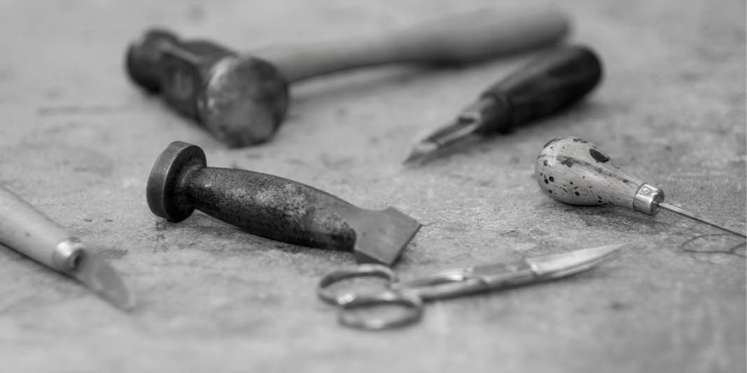 Tools to Manufacture Shoes