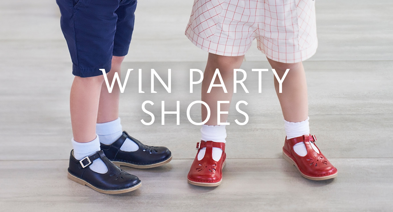 win party shoes