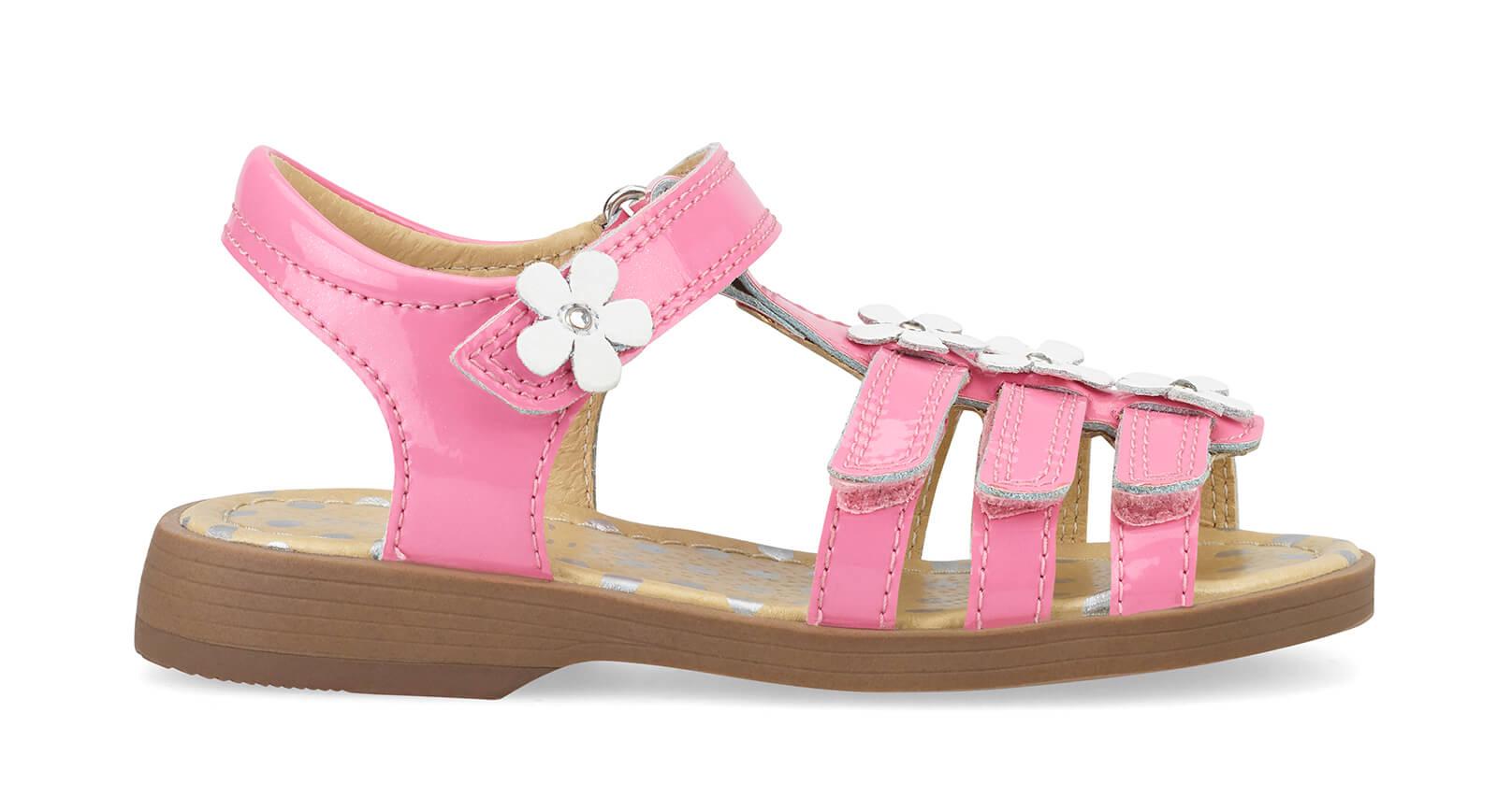 Picnic pink sandals