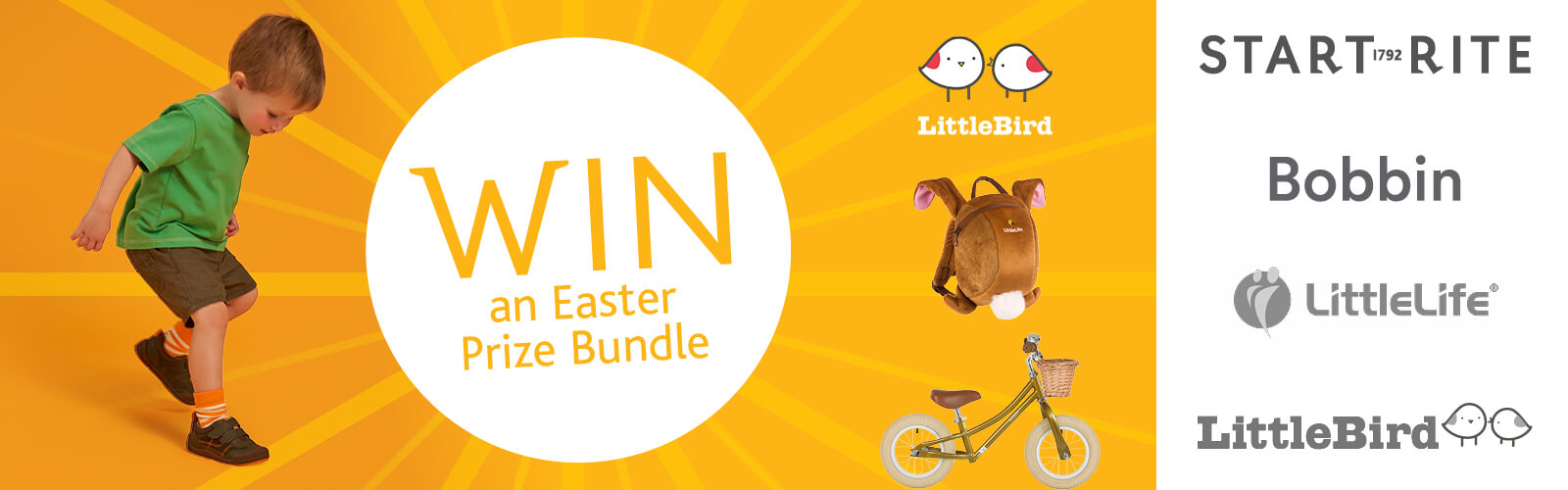 Easter Prize Bundle