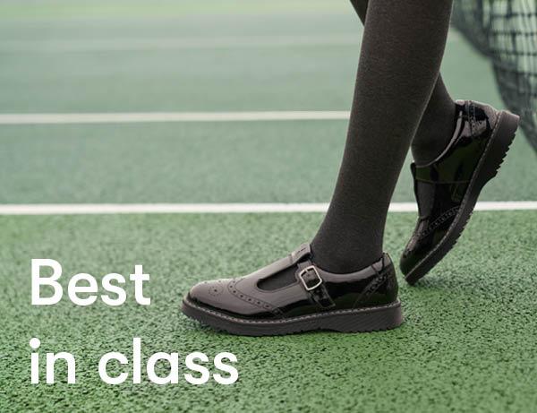 School shoes that suit school uniforms