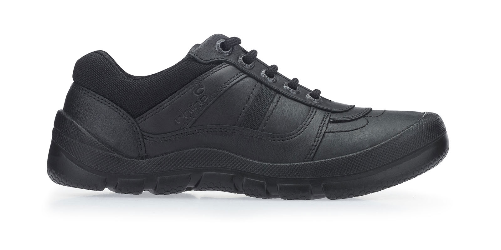 Rhino Sherman black leather
