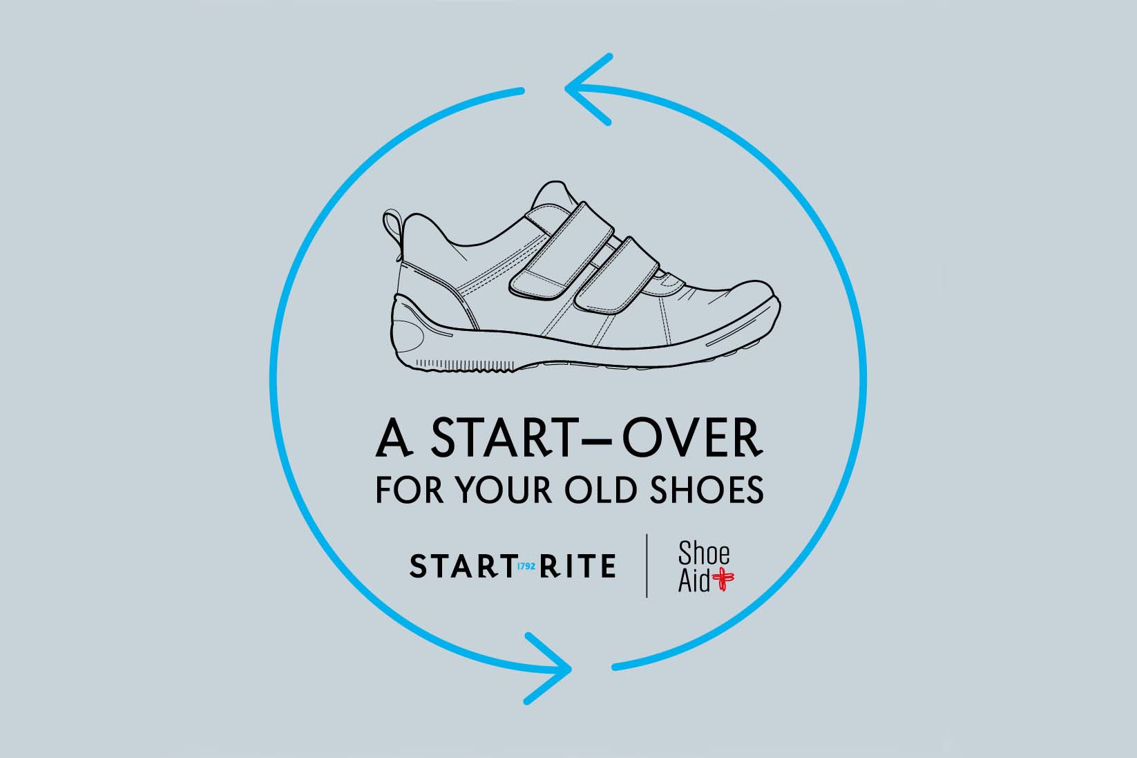 Donate your unwanted shoes