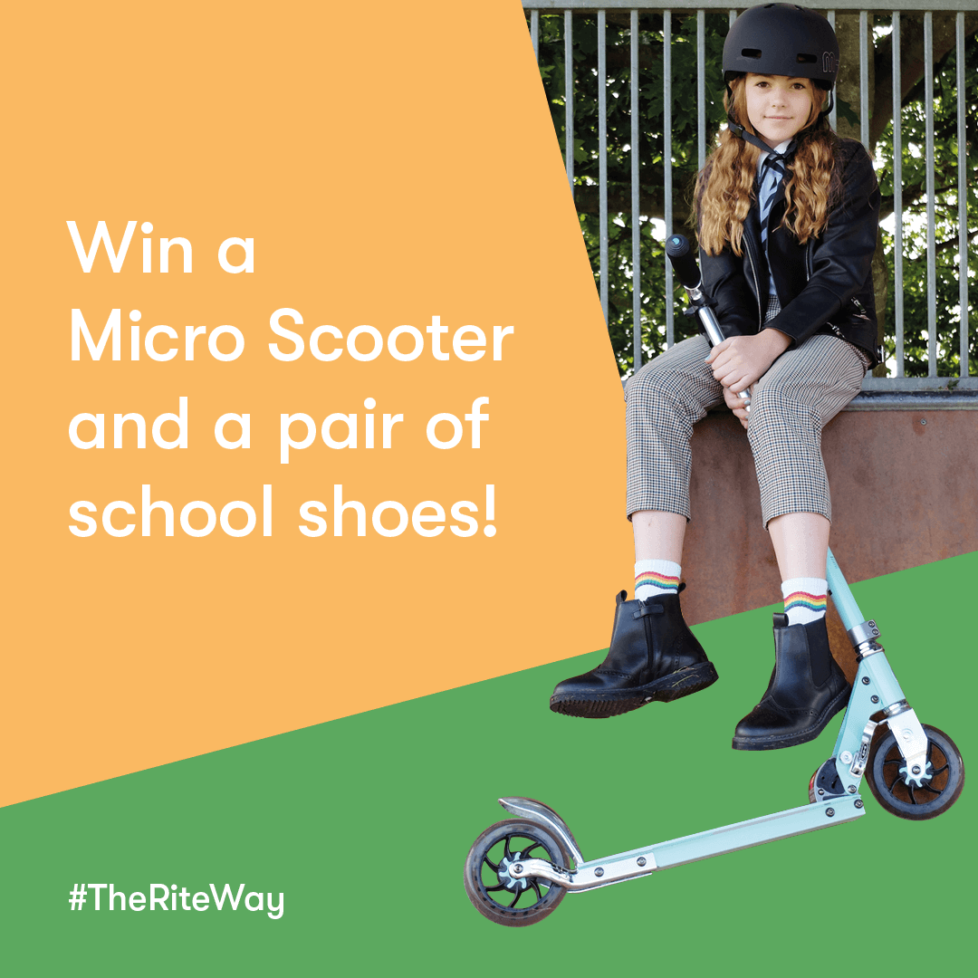 Win back to school prizes