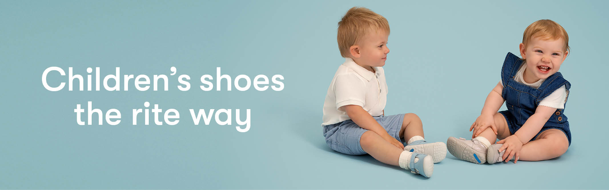 Childrens Shoes The Rite Way