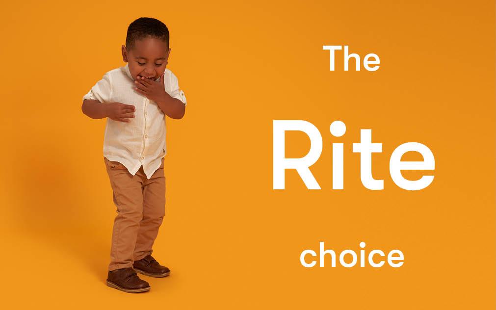 The Rite Choice