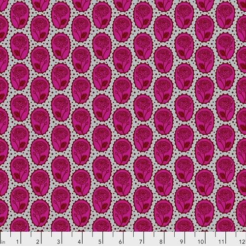 Free Spirit Fabrics - New Locket Cherry - Triple Take - By Anna Maria Horner