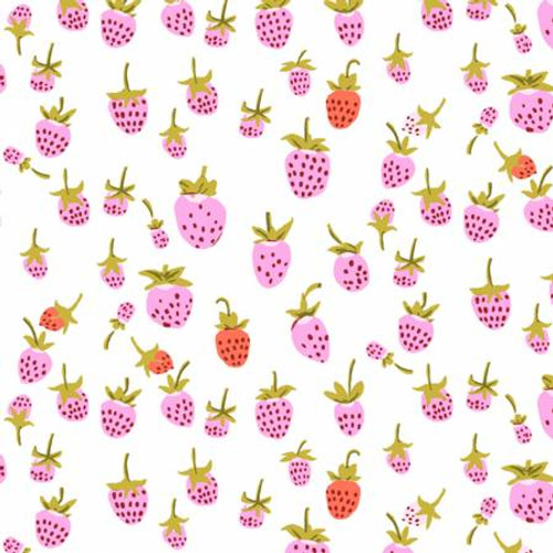 Windham Fabrics - Strawberry Lilac - 20th Anniversary - By Heather Ross