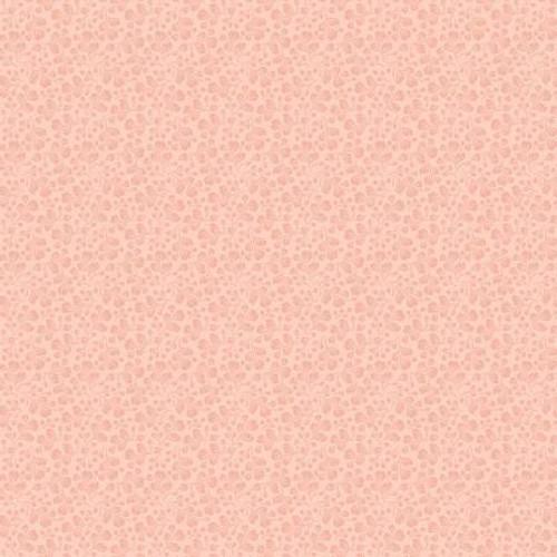 Poppie Cotton - Peach Fern Berry - Woodland Songbird - Sheri McCulley
