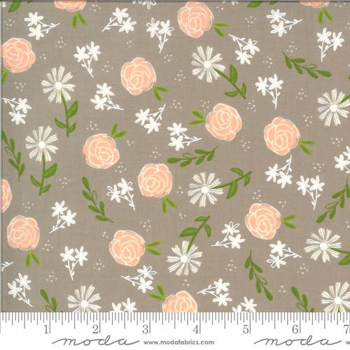 Moda Fabrics - Wild Rose Slate - Balboa - Sherri and Chelsi