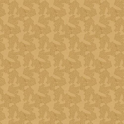 Paintbrush Studios - Dots Gold - Tiger Lily Trail - Teresa Chan