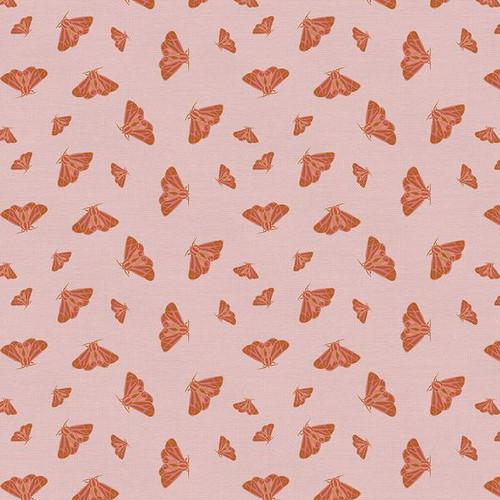 Paintbrush Studios - Moth Pink - Tiger Lily Trail - Teresa Chan