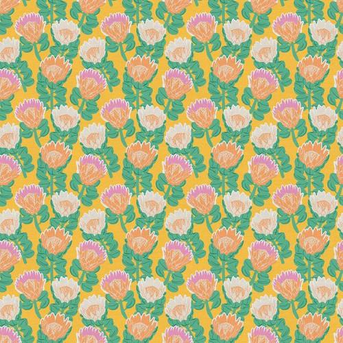 Paintbrush Studios - Protea Floral - Birds & Blooms - Mable Tan