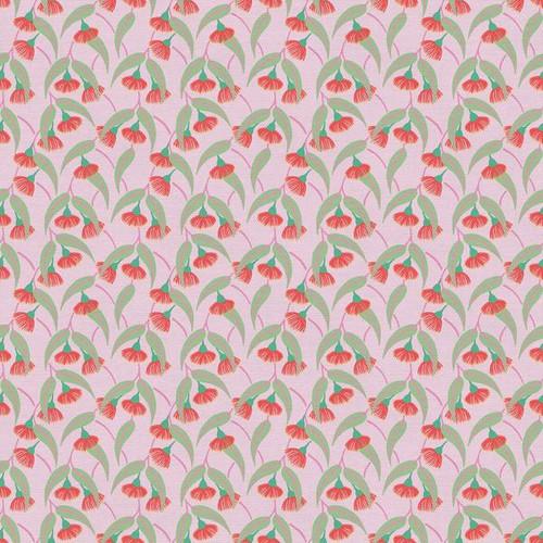 Paintbrush Studios - Eucalyptus Floral - Birds & Blooms - Mable Tan