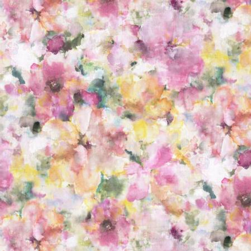 Michael Miller Fabrics - Pink Watercolors - Wide Back Prints - Michael Miller Collection