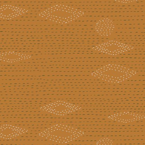 Art Gallery Fabrics - Kantha Mica - Kismet - By Sharon Holland