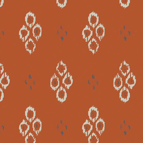 Art Gallery Fabrics - Ikat Diamond Rustic - Kismet - By Sharon Holland