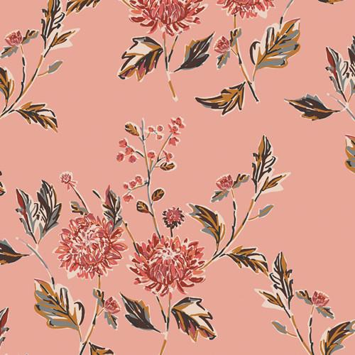 Art Gallery Fabrics - Cut Flowers Favor - Kismet - By Sharon Holland