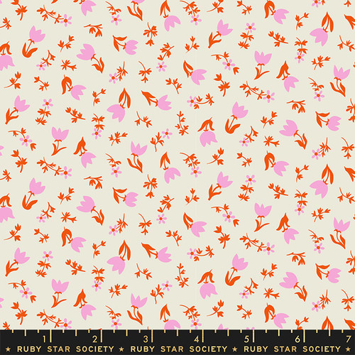 Ruby Star Society - Tulip Calico Shell - Smol - By Kimberly Kight