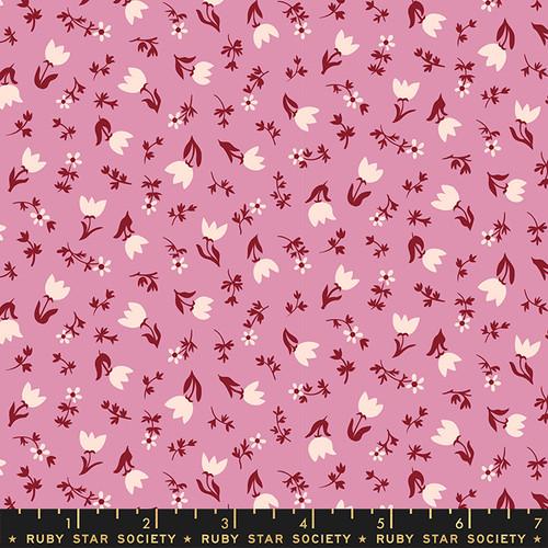 Ruby Star Society - Tulip Calico Orchid - Smol - By Kimberly Kight