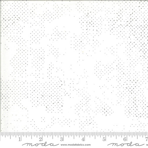 Moda Fabrics -Spotted Cream - Quotation / Spotted - Zen Chic