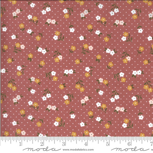 Moda Fabrics - Posie Gathering Posie - Folktale - Lella Boutique