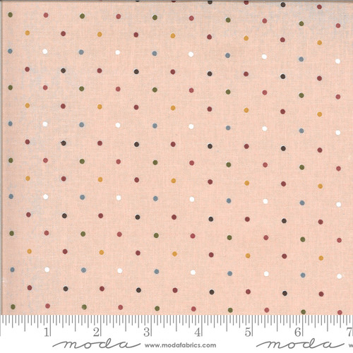 Moda Fabrics - Magic Dot Petal - Folktale - Lella Boutique