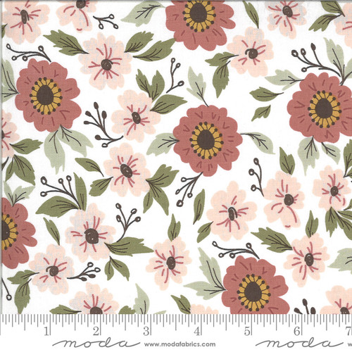 Moda Fabrics - Forest Path Cloud - Folktale - Lella Boutique