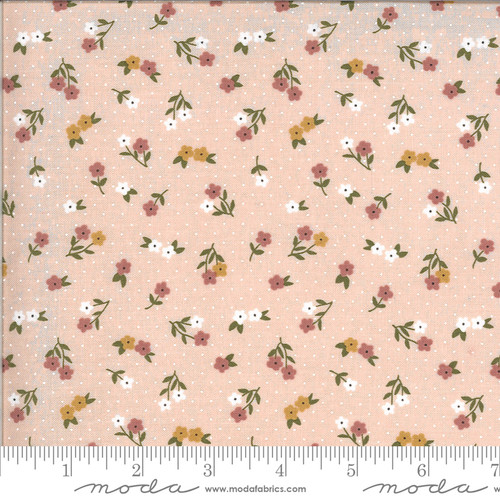 Moda Fabrics - Posie Gathering Petal- Folktale - Lella Boutique