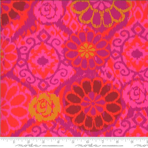 Moda Fabrics - Vagabond Berry - Kasada - By Crystal Manning