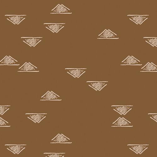 Domestic Charm Walnut - Homebody - Maureen Cracknell - Art Gallery Fabrics