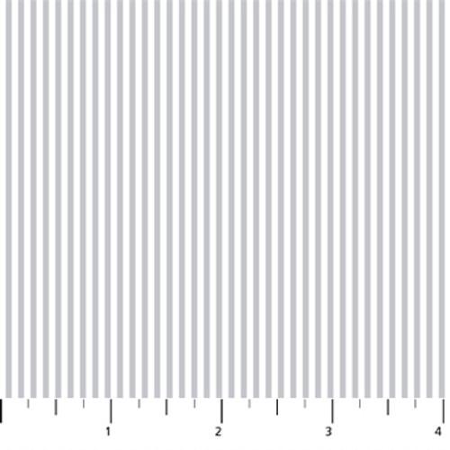 Figo Fabrics - Serenity - Stripes Gray - Ghazal Razavi