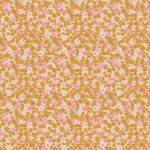 Art Gallery Fabrics - Retro Prairie Fresh - Flower Society - AGF Studio