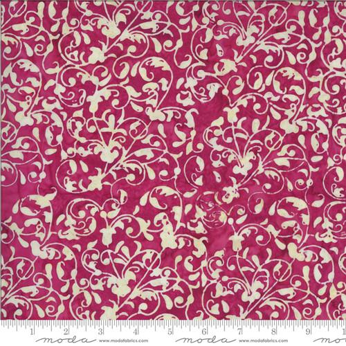 Moda Fabrics - Scroll Orchid - Malibu Batiks