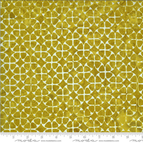 Moda Fabrics - Jewels Limeade - Malibu Batiks