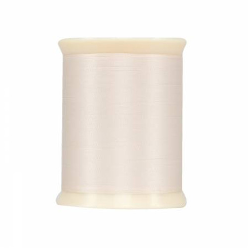Superior - MicroQuilter Poly - 100wt - 800yd Spool - Off White - Color 7003